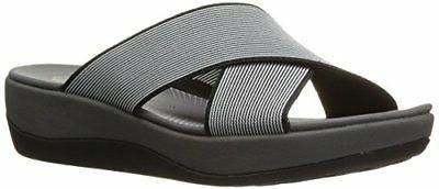 womens arla elin slide sandal pick sz