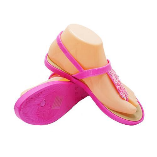 Sandals Flip Flops Summer Flat