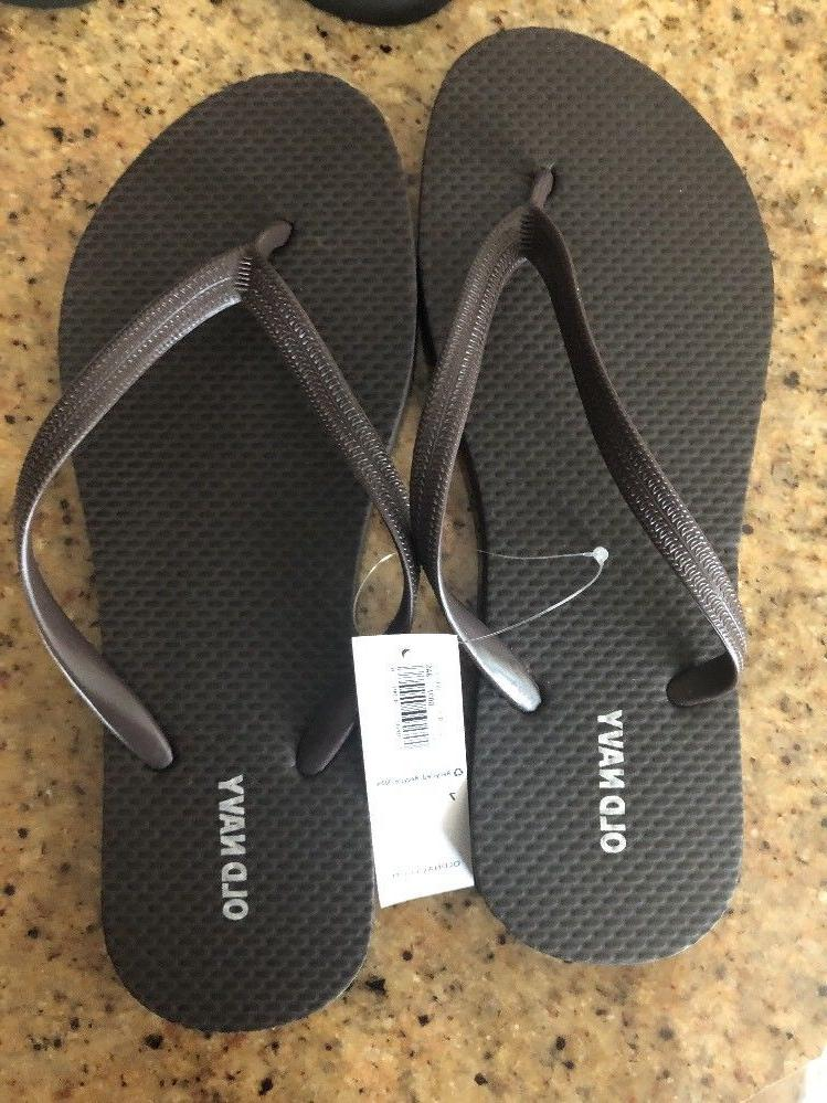 Old Womens Flops Sizes 6,7,8