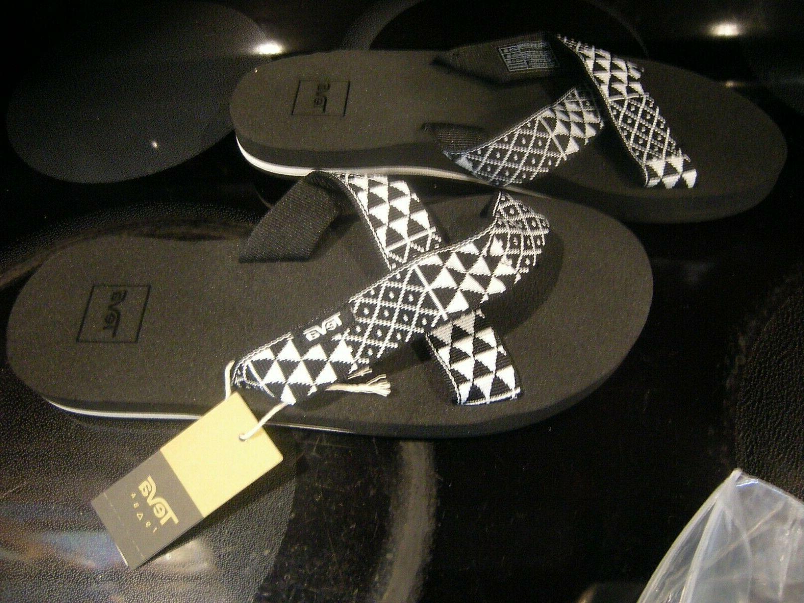 womens pasa black and white mush kalea
