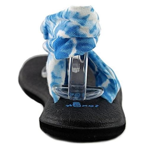 Sanuk Flip Ocean Tie Dye, 8