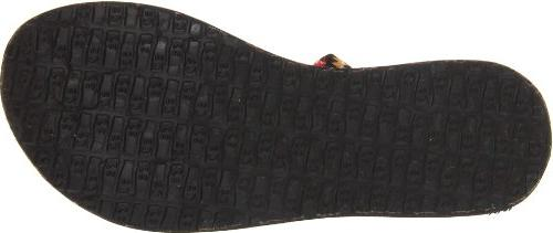 Sanuk Slingback Sandal,Purple/Orange,5 M