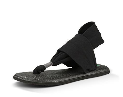 yoga sling slingback sandal
