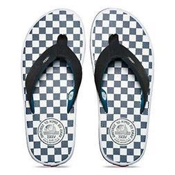 Vans LA Costa Lite Thong Sandal US Open Navy/Checker Men's F