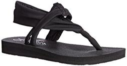 Skechers Women's Meditation Studio Kicks Sandals  - 9.0 M