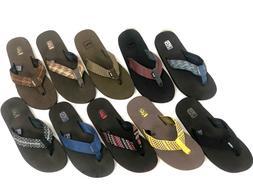 Teva Men's 4168 Mush II Sandals Flip Flops Thongs Multiple C