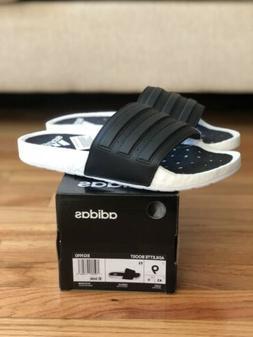 adidas Men's Adilette Boost Slides Sandals Flip Flops