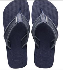 Havaianas Men`s Brazilian Flip Flops Urban Basic II Sandals