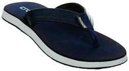 Men's Classical Flip-Flops, Light Weight Blue Sandals