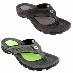 Men's Kaiback Drifter Sandal - Sport Flip Flop With Tough Tr
