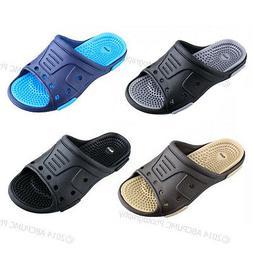 Men's Massage Sandals Flip Flops Slide Sport Shower Beach Sl