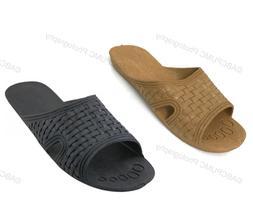 New Mens Sandals Slides Flip Flops Beach Slip on Sport Showe