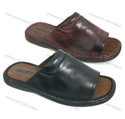 Brand New VEEKO Men's Slides Sandals Comfortable Flip Flops