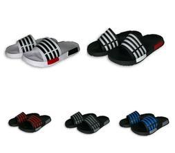 Men's Slip On Sport Slide Sandals Flip Flop Shower Shoes Sli