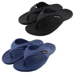 Vertico Men's Sport Casual Shower Sandal Poolside Flip Flops
