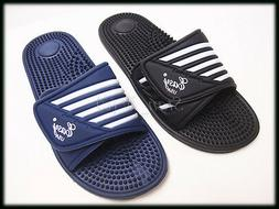 MEN'S SPORT FLIP FLOPS SLIPPERS RUBBER SHOES BEACH POOL INDO