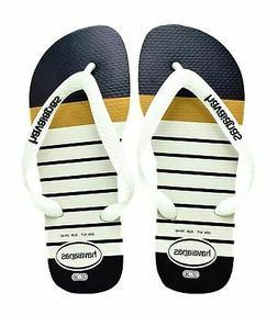 Havaianas Men's Top Nautical Flip-Flop Sandal