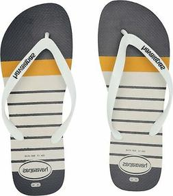 Havaianas Men's Top Nautical Flip-Flop Sandal