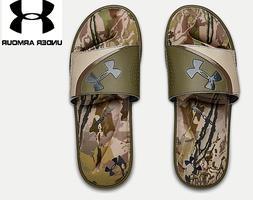 Under Armour Men's UA Ignite VI Barren USA Sandals Slides Fl