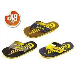 Mens Corona Big Sizes Sandals Flip Flops Men's Extra Sizes B