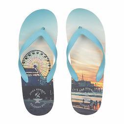 Hammer Anvil Mens Flip Flops Casual Thong Summer Sandals Com