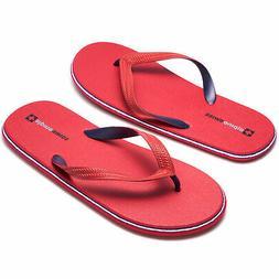 mens flip flops lightweight eva thong summer