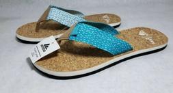Mens Adidas Slides Sandales Flip Flops Size 6 Eezay Parley N