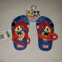 Disney Mickey Mouse Club Baby/Toddler Boys Size S 5/6 Flip F