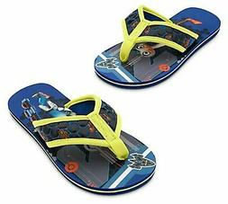 Miles from Tomorrowland Flip Flops for Boys, 5/6 M US Little