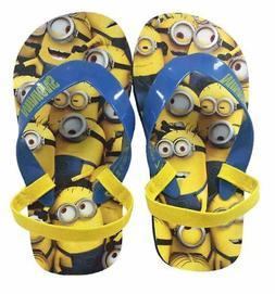Minions Flip Flops Boys or unisex Sandals for children & kid