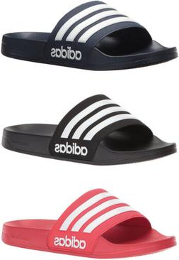 adidas Originals Men's Adilette Shower Slide Sandals, 3 Colo