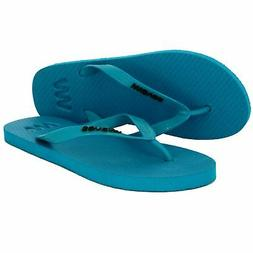 New Waves Aqua Classic Thong Real Rubber Flip Flops for Men