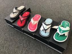 NEW Adidas AYUNA WOMEN'S Beach Sandals Flip Flops RARE STYLE
