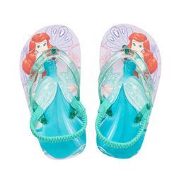 NEW Baby or Toddler Disney Princess Flip Flops Size 5/6 7/8