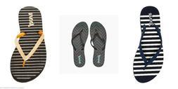 NEW Reef Juniors Stargazer Glitter or Chakras flip flops tho