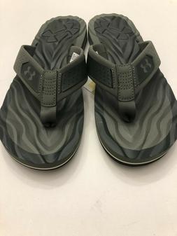 Under Armour New Marathon T Sandals Men's Flip Flops Size 9