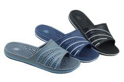 Brand New Men's Massage Sandals Flip Flops Beach Slip on Spo