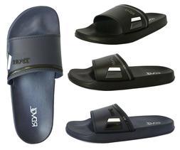 New Men's Sport Slide Fashion Slide Soft Comfort for Gym Poo