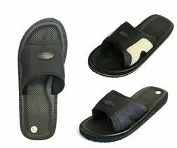 New Men's Sport Slide Sandals for Beach Gym Pool Gym Shower