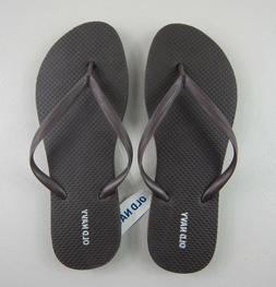 NEW Old Brown Womens Thong Flip Flops Sandals Sizes 6 7 8 9