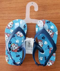 NEW Old Navy Toddler Boys SIZE 6 Marshall PAW PATROL Sandals