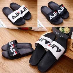 New Women Men Summer Flat Sandals Unisex Beach Shoes Casual