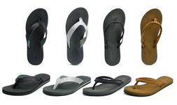 New Women's RDVOL Casual Beach Flip Flops Braided Sandals Gl