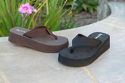 new women s platform t strap sandals