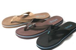 New Women's Velvety Flip Flops with Lite Arch Support Run a