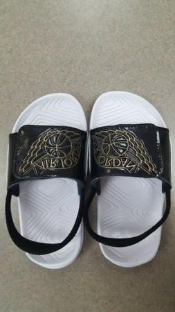 NIB Nike Jordan Hydro 7  Slides Flip Flops Toddler Size 10c