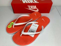 NIB SIZES 5-12 WOMEN Nike Solarsoft Thong Slippers Sandals F