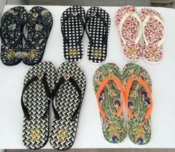 NWT Tory Burch Flip Flops Select Various From Size 8 to 11 V