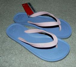 ~NWT Girls UNDER ARMOUR Sandals/Flip-Flops! Size 3Y Cute FS:
