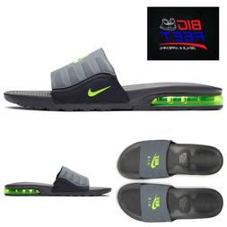 "NWT Size 14 Nike Air Max ""95 Neon OG"" Camden Men's Slides Sa"